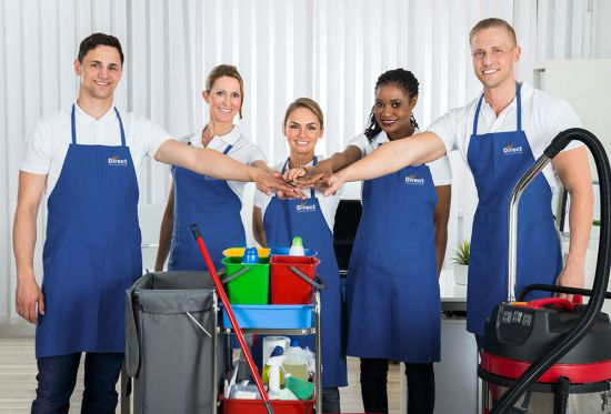 Join the Direct Cleaning Services team